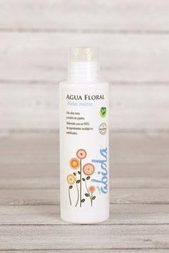 Agua floral para pieles mixtas y grasas