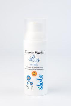 Agua floral e hidratante piel grasa