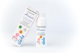 Agua floral y Crema facial piel seca