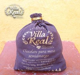 Chocolate Semi-Amargo  500 gr