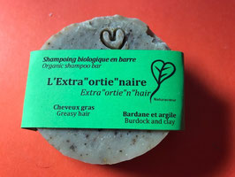 L'Extra''ortie''naire - Cheveux gras