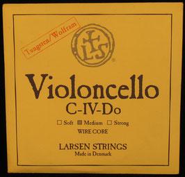 Corde Larsen Do Médium Wire Core Violoncelle