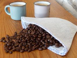 Filtre à Café en Lin