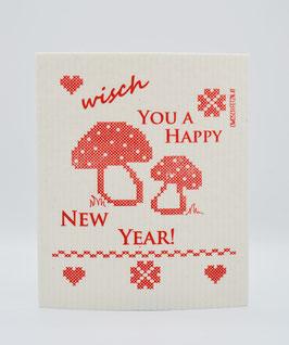 """Owoschfetzn """"Happy New Year!"""""""