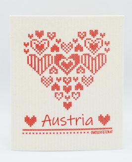 """Owoschfetzn """"Herz Austria"""""""