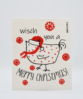 """Owoschfetzn """"Henne Berta - Wisch you a Merry Christmas!"""""""