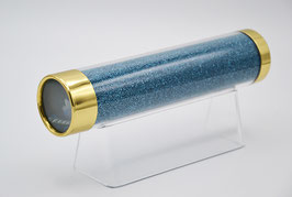 Kaleidoskop Farbe petrol