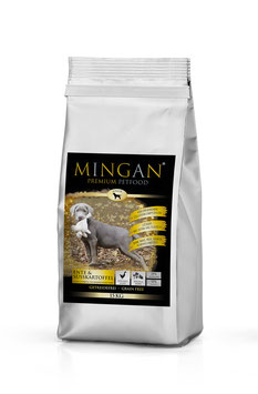 Mingan®Junior Ente&Süßkartoffel bis 15 Monate