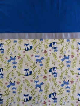 Kit maternelle Renard bleu - personnalisable