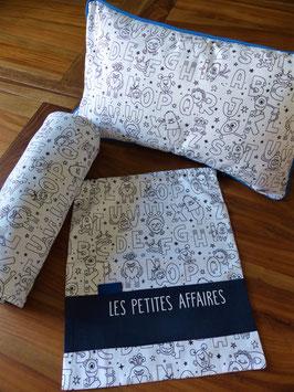 Kit maternelle Monstre - personnalisable