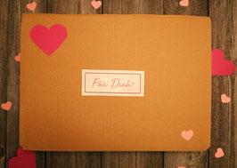 Valentinstags-Box