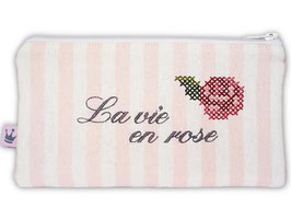 Midi-Täschchen «La vie en rose» Greengate