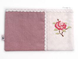 Kosmetiktäschchen «Rose»