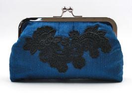 Abendtasche Nachtblau