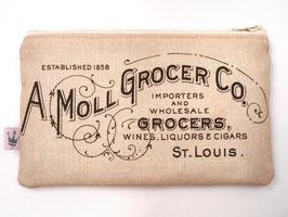 Miditäschchen «Moll Grocer Co.»