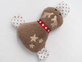 Mini Ente «Rudolphli» Braun