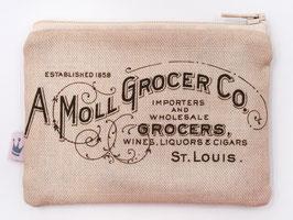 Minitäschchen «Moll Grocer Co.»