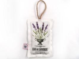 Lavendelsachets «Eau de Lavande»