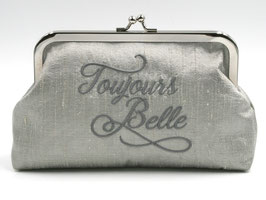 Toujours Belle · Clutch · Grau