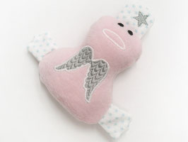 Mini Ente «Ängeli» Rosa