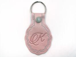 Schlüsselanhänger Initale «K»