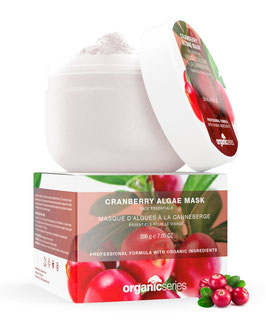 cranberry algae mask