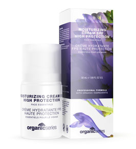 moisturizing cream SPF high protection