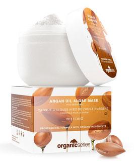 argan oil algae mask