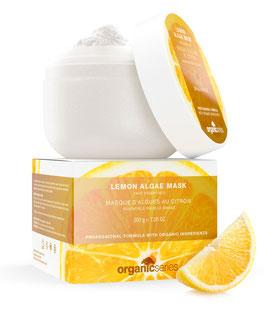 lemon algae mask