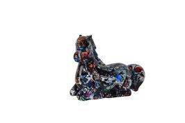 Pferd Daline, Graffiti Design