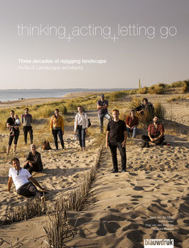 Thinking, acting, letting go - Three decades of rejigging landscape / H+N+S Landscape architects