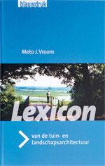 LEXICON VAN TUIN- EN LANDSCHAPSARCHITECTUUR