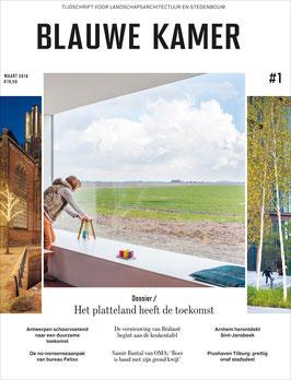 Blauwe Kamer 1-2018 Dossier Platteland