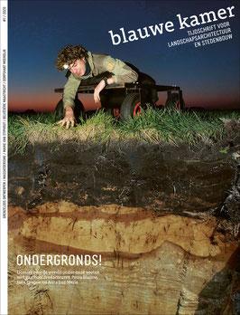 Blauwe Kamer #1 2020 Dossier Ondergronds / Digitaal