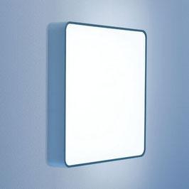 LED Wandleuchte CALEO-A2 silber