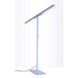 LED Bürostehleuchte Matric-S2 silber