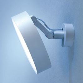 LED Wandleuchte Basic Z1 silber