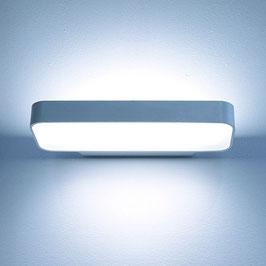 LED Wandleuchte CALEO-W3silber
