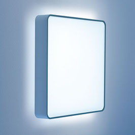 LED Wandleuchte CALEO-X2 silber