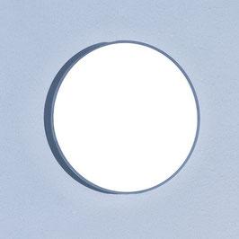 LED Wandleuchte Basic A1 silber