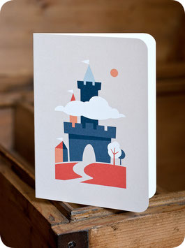GREETING CARD CASTLE