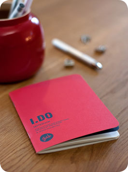 I.DO NOTEBOOK A6 dotted