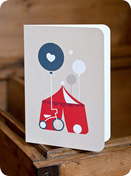 GREETING CARD CIRCUS