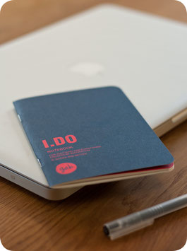 I.DO NOTEBOOK A6 lined