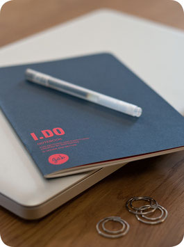 I.DO NOTEBOOK A5 lined