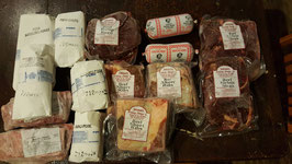 20lbs Beef/Pork Combo Pack