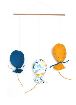 Mobile ballon Dino