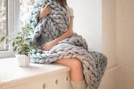 Cozy woonplaid (kleur)
