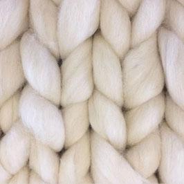 Cozy lange sjaal (wit)