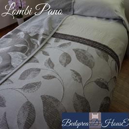ベッドスプレッド ロンビパノ Lombipano サイズ:シングル:180×270㎝ セミダブル:200×270㎝ ダブル:230×270cm クイーン:250×270cm
